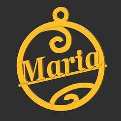 Maria.jpg Télécharger fichier STL Maria • Plan imprimable en 3D, merry3d