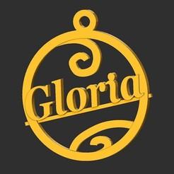 Gloria.jpg Télécharger fichier STL Gloria • Objet imprimable en 3D, merry3d