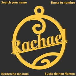 Rachael.jpg Download STL file Rachael • 3D printable design, merry3d