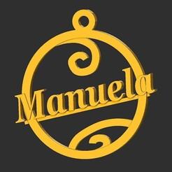 Manuela.jpg Download STL file Manuela • 3D printing design, merry3d