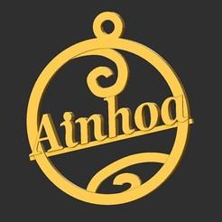 Ainhoa.jpg Télécharger fichier STL Ainhoa • Modèle pour impression 3D, merry3d