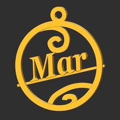 Mar.jpg Download STL file Tue • 3D printing model, merry3d