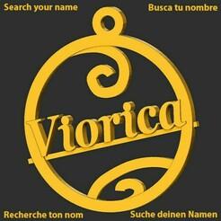 Viorica.jpg Download STL file Viorica • 3D printing object, merry3d