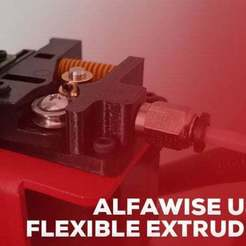 e06d061a77a7bde916b8a91163029d41_preview_featured.jpg Télécharger fichier STL ALFAWISE U30, ENDER 3, CR10 - EXTRUDEUSE TPU DE FILAMENTS SOUPLES MOD • Objet imprimable en 3D, techbossreviewsblog