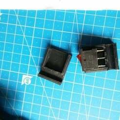 IMG_20180402_162512.jpg Télécharger fichier STL gratuit Boîte d'interrupteur à câble • Objet pour imprimante 3D, jeremv