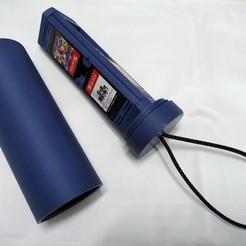 Nintendo Switch Card Case A.jpg Télécharger fichier STL AFFAIRE DU JEU NINTENDO SWITCH • Objet pour impression 3D, ckw8217