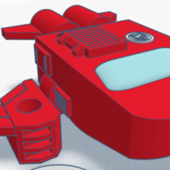 PNG image.png Download free STL file Among Us TRANSFORMER [FREE] • Object to 3D print, LightningForge