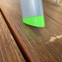 IMG_1124.jpeg Télécharger fichier STL gratuit Pied de rechange pour les chaises de jardin • Modèle à imprimer en 3D, Soeren3003
