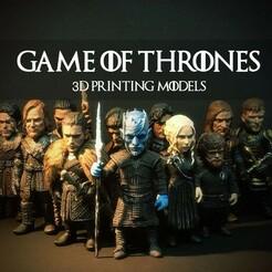 photo_2021-01-17_21-55-47.jpg Download free STL file GOT Jon Snow • 3D printer object, zelloy