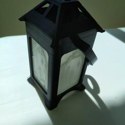 Farol 2.jpg Télécharger fichier STL gratuit Lanterne de Noël et du jour des Rois • Design pour impression 3D, ARIA_DSGN