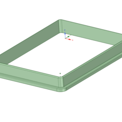 rectangle 100x75.png Download free STL file RECTANGLE COOKIE CUTTER • 3D printable object, c3dstore