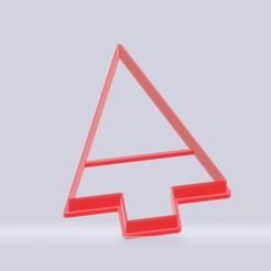 spruce.png Télécharger fichier STL gratuit Emporte-pièce en épicéa • Objet pour imprimante 3D, c3dstore