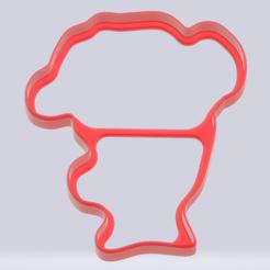 Mouse.png Télécharger fichier STL Souris à l'emporte-pièce • Modèle pour impression 3D, c3dstore