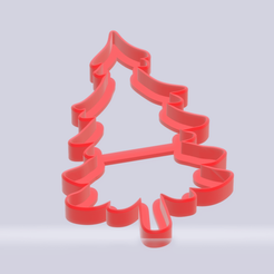 tr.png Télécharger fichier STL L'emporte-pièce pour l'arbre de Noël • Objet pour imprimante 3D, c3dstore