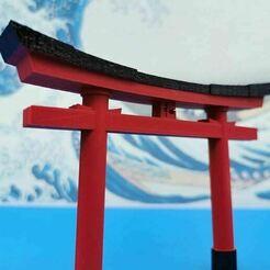Photo2.JPG Download STL file Japan Temple • 3D printing object, Reflexio