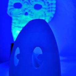 Capture_1.JPG Télécharger fichier STL Ghost light • Objet pour imprimante 3D, Reflexio