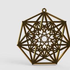 pendant.png Télécharger fichier STL gratuit Pendant • Plan imprimable en 3D, PaulvanDoorenmalen