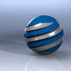 screwboxround1.JPG Télécharger fichier STL gratuit Boîte à vis ronde • Plan pour impression 3D, PaulvanDoorenmalen