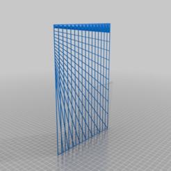 the_Grid.png Télécharger fichier STL gratuit La Grille - outil de dessin artistique, pont, test, angle, test • Plan pour impression 3D, PaulvanDoorenmalen