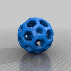parametric_orb2.png Télécharger fichier STL gratuit Orbes géométriques2 • Design pour imprimante 3D, PaulvanDoorenmalen