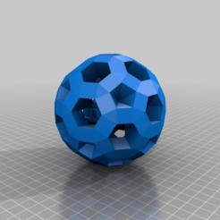 parametric_orb3.png Download free STL file Geometric Orb • 3D print template, PaulvanDoorenmalen