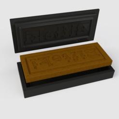 bifteke.png Download free STL file Bifteki Mold • 3D print template, PaulvanDoorenmalen