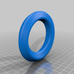 mobiusring.png Download free STL file Going round and round, mobius-ring • 3D print object, PaulvanDoorenmalen