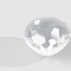 diamond.png Télécharger fichier STL gratuit Diamant • Objet imprimable en 3D, PaulvanDoorenmalen