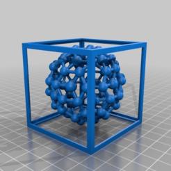 7377d9906edb557590a738f467569882.png Download free STL file Buckyball • 3D printer model, PaulvanDoorenmalen