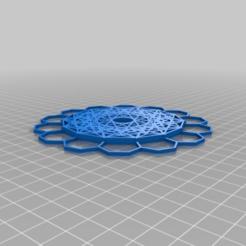 snowflake.png Télécharger fichier STL gratuit ornement • Plan pour impression 3D, PaulvanDoorenmalen