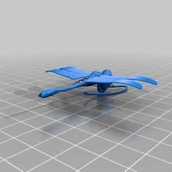 libelaf.jpg Download free STL file Libelle • 3D printing object, PaulvanDoorenmalen