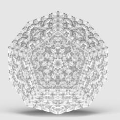 Diamonds.png Download free STL file 3D Universe • 3D print model, PaulvanDoorenmalen