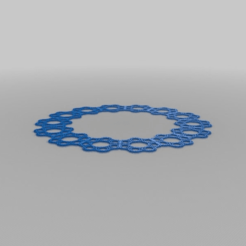 stars.png Download free STL file pattern3 • 3D printing object, PaulvanDoorenmalen