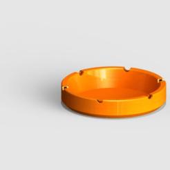 iso.png Download free STL file simple ashtray • 3D printer design, PaulvanDoorenmalen