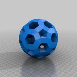 parametric_orb1.png Download free STL file Geometric Orb • 3D print template, PaulvanDoorenmalen