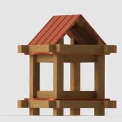 CATSHRINE2.png Télécharger fichier STL gratuit Miniature du Catshrine • Plan pour impression 3D, PaulvanDoorenmalen