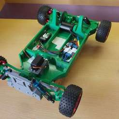 20201101_165935-min.jpg Download free STL file 3D Printed RC Car / Buggy | PLA • 3D printable object, ahmetakifkaya