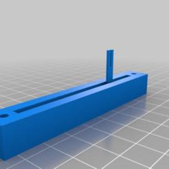 deslizador_potenciometro.png Download free STL file Panel Frontal mixer 2.0 - mixer Front Panel 2.0 • 3D printer design, SongoLand