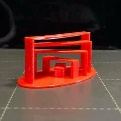 Bridging (1).jpg Télécharger fichier STL gratuit Statue-relais • Modèle à imprimer en 3D, MaquinaES
