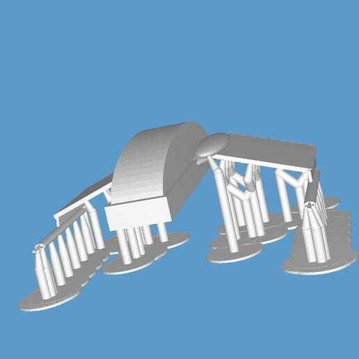 IMG_20201213_052501.jpg Download STL file Serpent Big Boss with Commercial Option. • 3D printer model, TFG