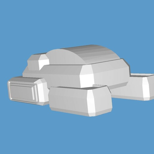 Screenshot_2020-12-13-05-24-47-047_com.performance.meshview.jpg Download STL file Serpent Big Boss with Commercial Option. • 3D printer model, TFG