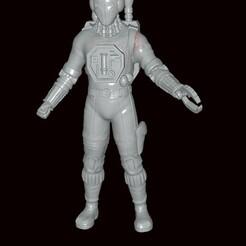 Bot IMG.jpg Download STL file SERPENT Bot Set. Includes Comercial Option. • 3D printing object, TFG