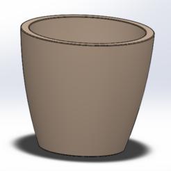 1a.PNG Download STL file Vase for flowers • 3D print model, nikko_andreca