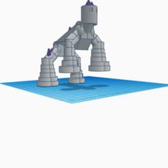 Golem.png Download free STL file Golem • 3D print model, cuentaimprecion3d