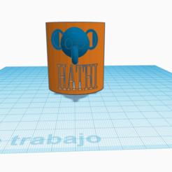 turco hathi.png Télécharger fichier STL gratuit turco elefante • Modèle pour imprimante 3D, cuentaimprecion3d
