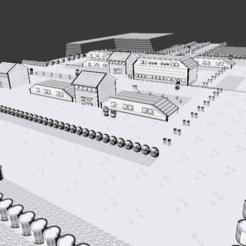 CeruleanCity1.png Télécharger fichier STL gratuit Céruléen City (Pokemon Rouge/Bleu/Vert/Jaune) • Objet à imprimer en 3D, MintyFries