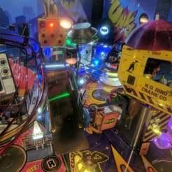 JokersSaucerPic1.jpg Télécharger fichier STL gratuit La soucoupe volante du Joker • Objet pour imprimante 3D, MintyFries