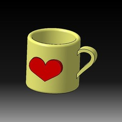 cup-of-tea-1.jpg Télécharger fichier STL Tasse de thé • Modèle pour imprimante 3D, CADInfluencer