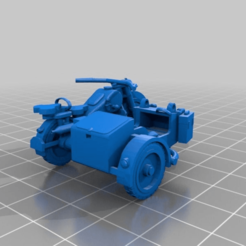 eb8424de153743c14ae83f44f302b46c.png Download free STL file German motorcycle au 1/50 • 3D printable object, alainkif