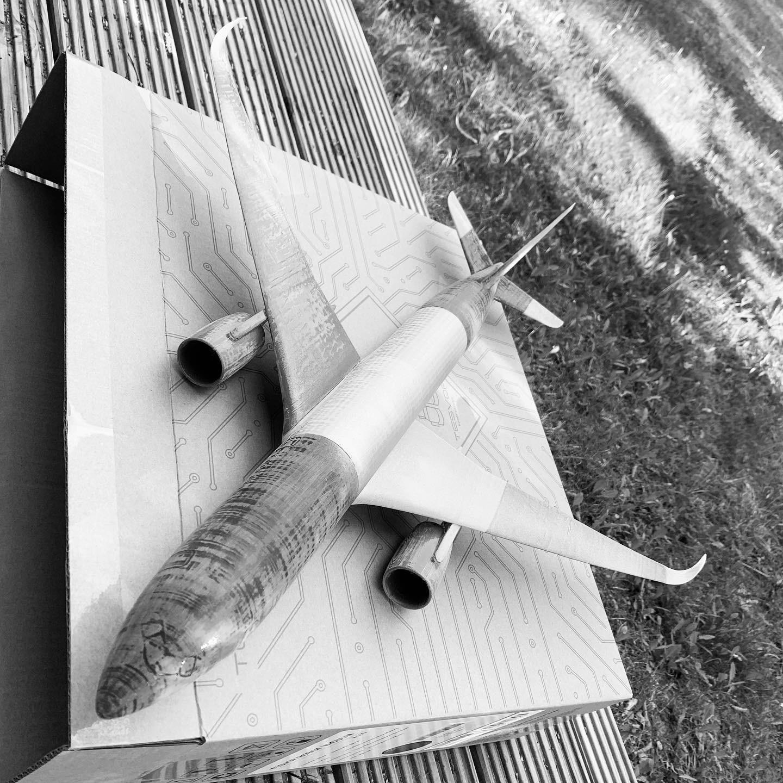 D46C98AE-B782-4F92-9DC0-8C2592B841A3.jpeg Télécharger fichier STL gratuit Airbus A350 XWB Lufthansa Airliner Sacle 1/100 • Design pour imprimante 3D, BeneHill